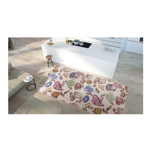 Odolný koberec Vitaus Molly,80x120cm
