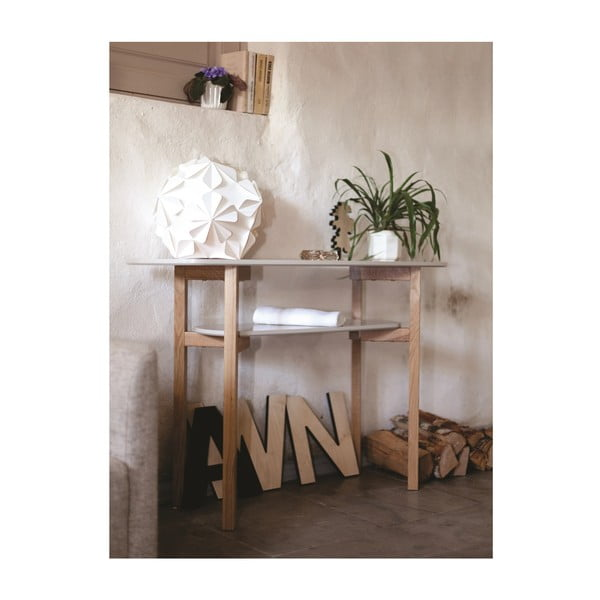 Konzolový stolek Woodman Cee