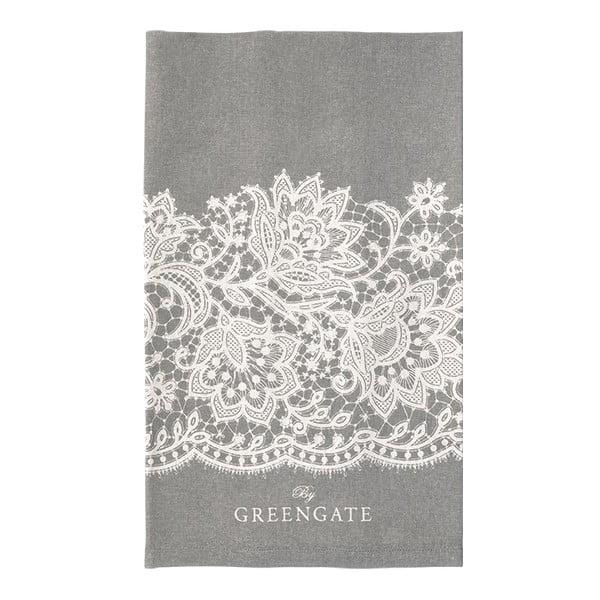 Utěrka Liva Grey, 50x70 cm