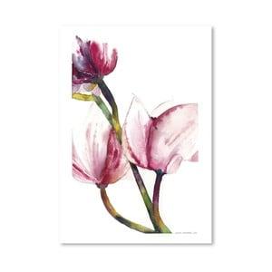 Plakát Americanflat Magnolia I by Claudia Libenberg, 30x42cm