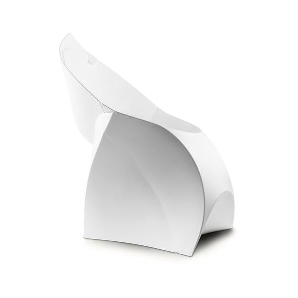 Židle Flux, bílá