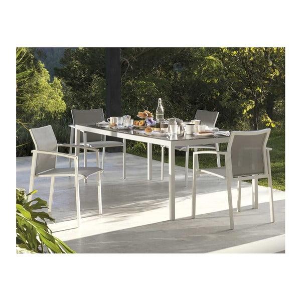 Zahradní jídelní stůl Geese Sand, 200x100cm