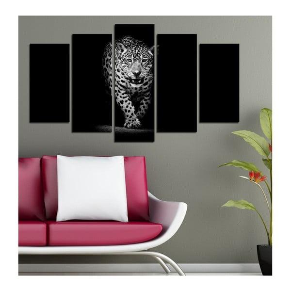 Tablou din mai multe piese 3D Art Farah, 102 x 60 cm