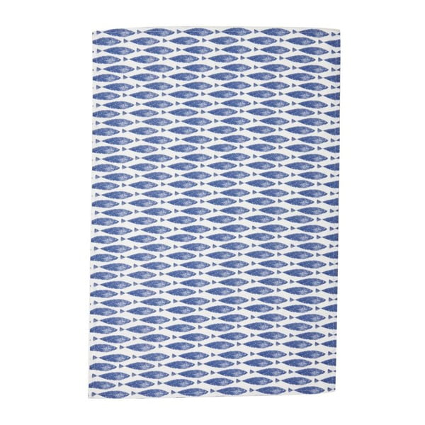 Kuchyňská utěrka Churchill China Fishie Couture, 73x47,5 cm