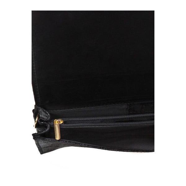 Kožené psaníčko Giorgio Costa 128 Black