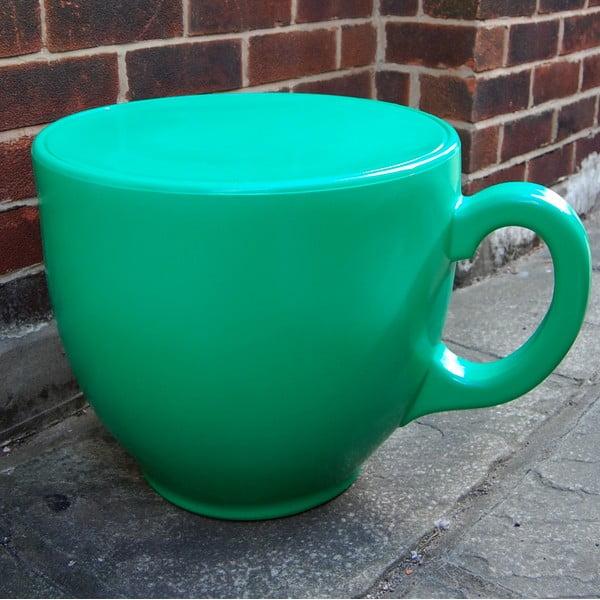 Židle Tea Cup, zelená