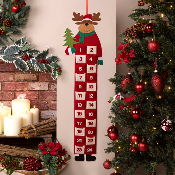 Calendar Advent Neviti Reindeer