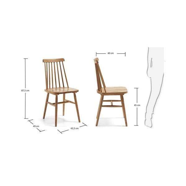Židle Albeup