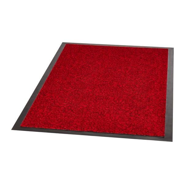 Červená rohožka Zala Living Smart, 75x45cm