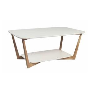 Dubový konferenční stolek Folke  Loki, délka 120cm