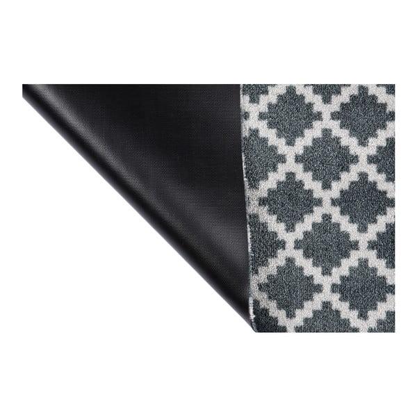 Šedá rohožka Hanse Home Elegance, 50x70cm