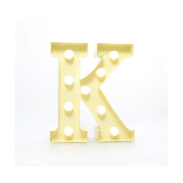 Dekorativní světlo Carnival K, vanilkové