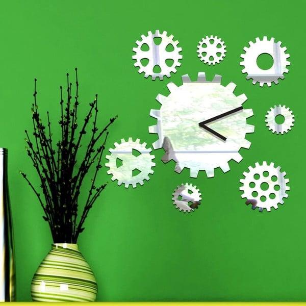 Zrcadlové hodiny Industrial