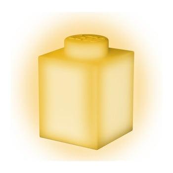 Lumină de veghe LEGO® Classic Brick, galben de la LEGO®
