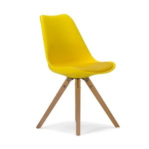 Žlutá židle SOB Seattle