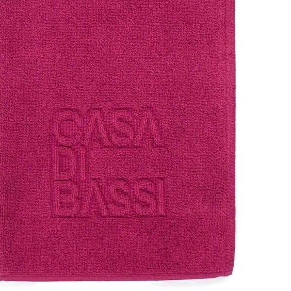 Covoraș baie Casa Di Bassi Basic, 50x70cm, vișiniu