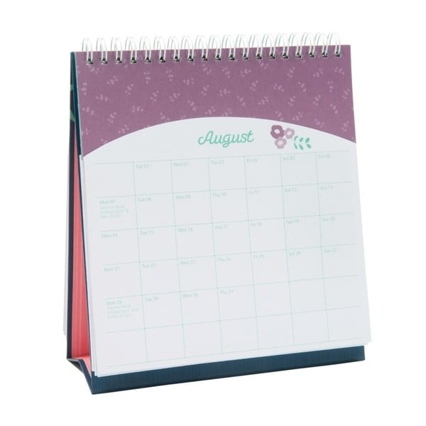 Stolní kalendář Busy B Hello 2017