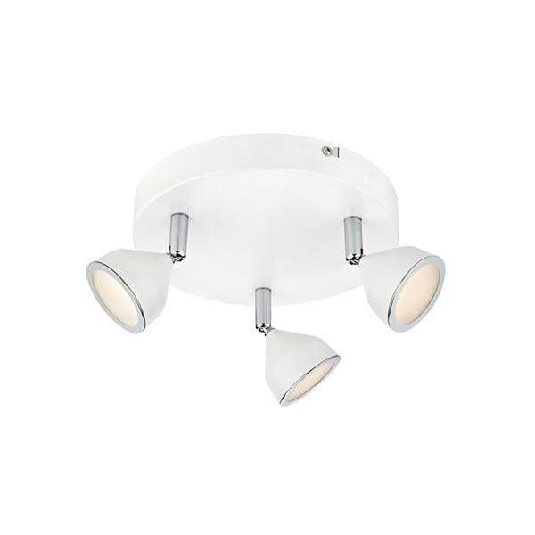 Bílé závěsné světlo Markslöjd Bell Ceiling
