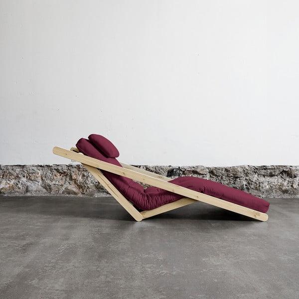 Lenoška Karup Figo, Raw/Bordeaux, 70 cm