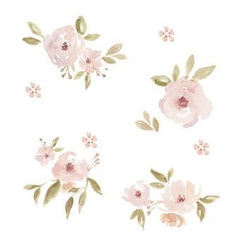 Tapet cu model floral Dekornik Magnolias imagine