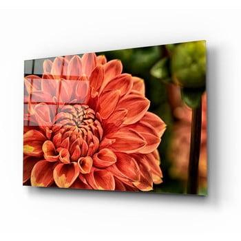 Tablou din sticlă Insigne Flowers IV. poza