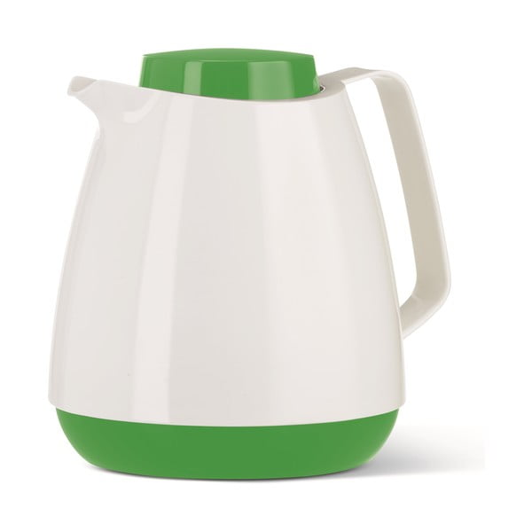 Termo konvice Momento Tea White/Green, 1 l