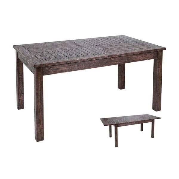 Rozkládací jídelní stůl ze dřeva mindi Santiago Pons Antalia