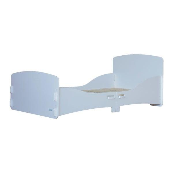Dětská postel White Junior, 140x70 cm