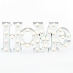 Dekorativní světlo Carnival Home, bílé