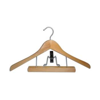 Umeraș din lemn pentru pantaloni și cămașă JOCCA