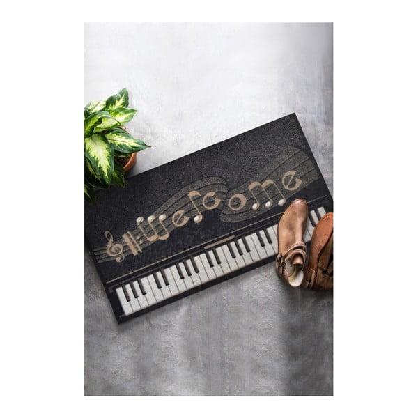 Covoraș intrare Piyano, 70 x 45 cm