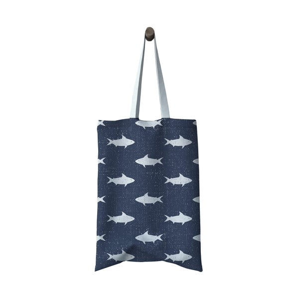 Shark strandtáska - Katelouise