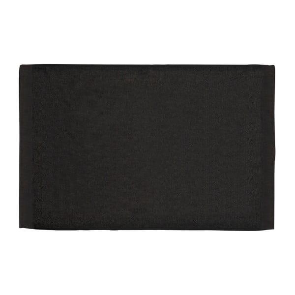 Koupelnová předložka 50x80 cm, černá