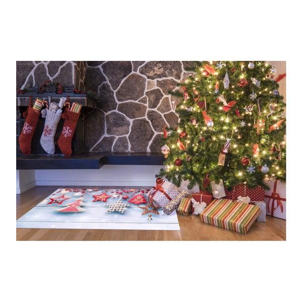Vysokoodolný koberec Webtappeti Natale Provincial, 60×110 cm