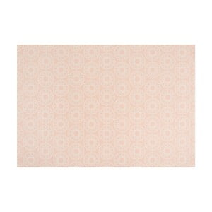 Meruňkový vinylový koberec Zala Living Joelle, 65 x 100 cm