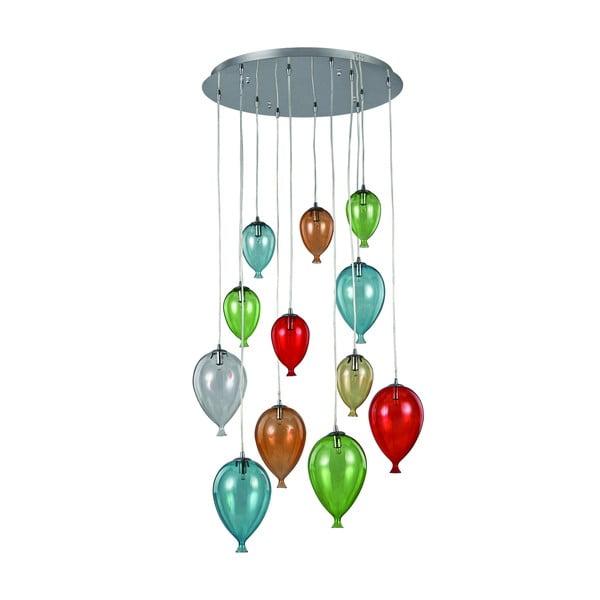 Závěsné svítidlo Evergreen Lights Balloons in Colors