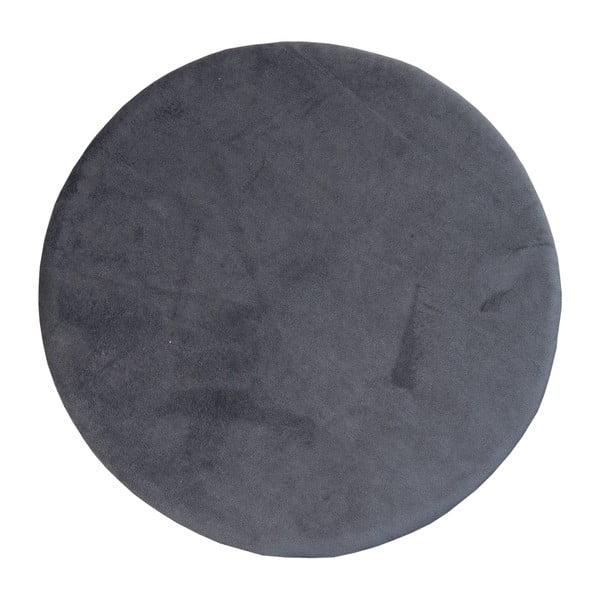 Černo-bílá stolička Clayre & Eef Vagon