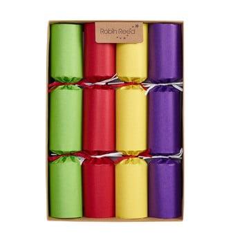 Set 8 pocnitori de Crăciun Robin Reed Kraft Chimes imagine