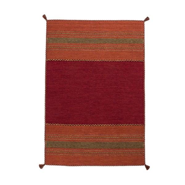 Koberec Native 160x230 cm, červený