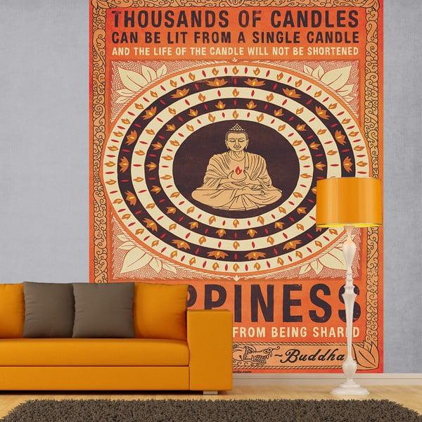 Velkoformátová tapeta Candles, 158x232cm