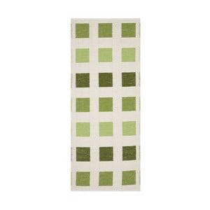 Vysoce odolný koberec Cubo V1, 60x150 cm