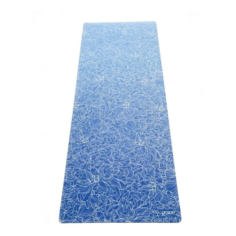 Podložka na jógu Yoga Design Lab Travel Agate, 0,9kg