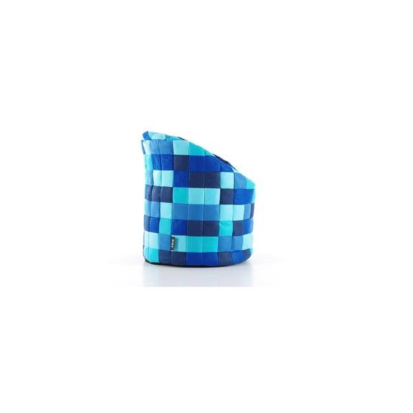 Sedací vak Pops, modrý