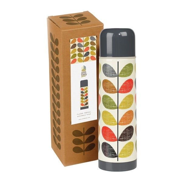 Termoska Scribble Orla Kiely, 500 ml
