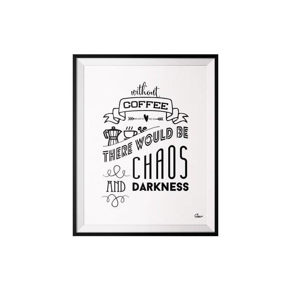 Plakát Coffee, 40x50 cm