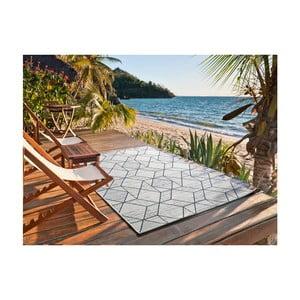 Světle šedý koberec vhodný i na ven Universal Elba, 160 x 230 cm