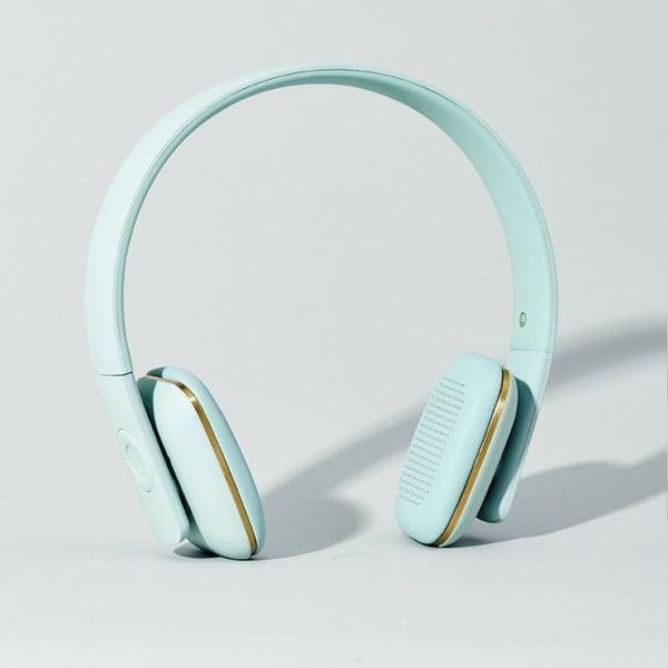 Bezdrátová sluchátka aHead Dusty Blue