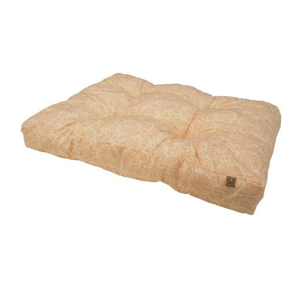 Pelíšek pro psa Overseas Porto Blush, 55x75 cm