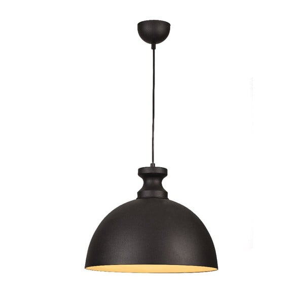 Stropní světlo Simple Black/Yellow