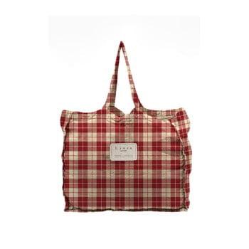 Geantă textilă Linen Couture Linen Bag Cuadros imagine